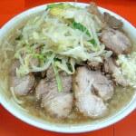 """""""ラーメン二郎(神保町店)"""" Ramen Jiro ~Kudan food info~"""