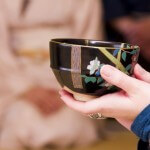 茶道体験(Tea ceremony experience 29th Jan. 2014)