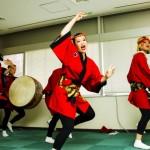 """阿波踊り体験(Let's experience Japanese traditional """"AWA-DANCE"""")"""