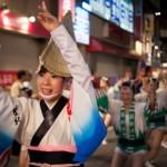 高円寺の阿波踊り(Awa dance in Koenji)