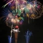 調布市花火大会(Chofu-shi fireworks festival.)