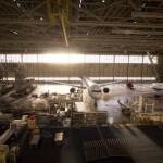 ANA機体整備工場見学(ANA maintenance center)