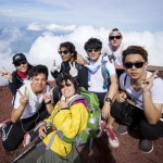 富士旅行2015  Fuji trip for Summer holiday course
