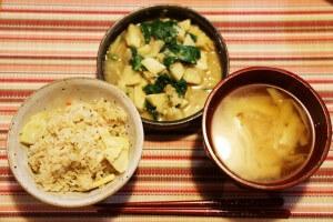 春の味覚 Japanese spring foods