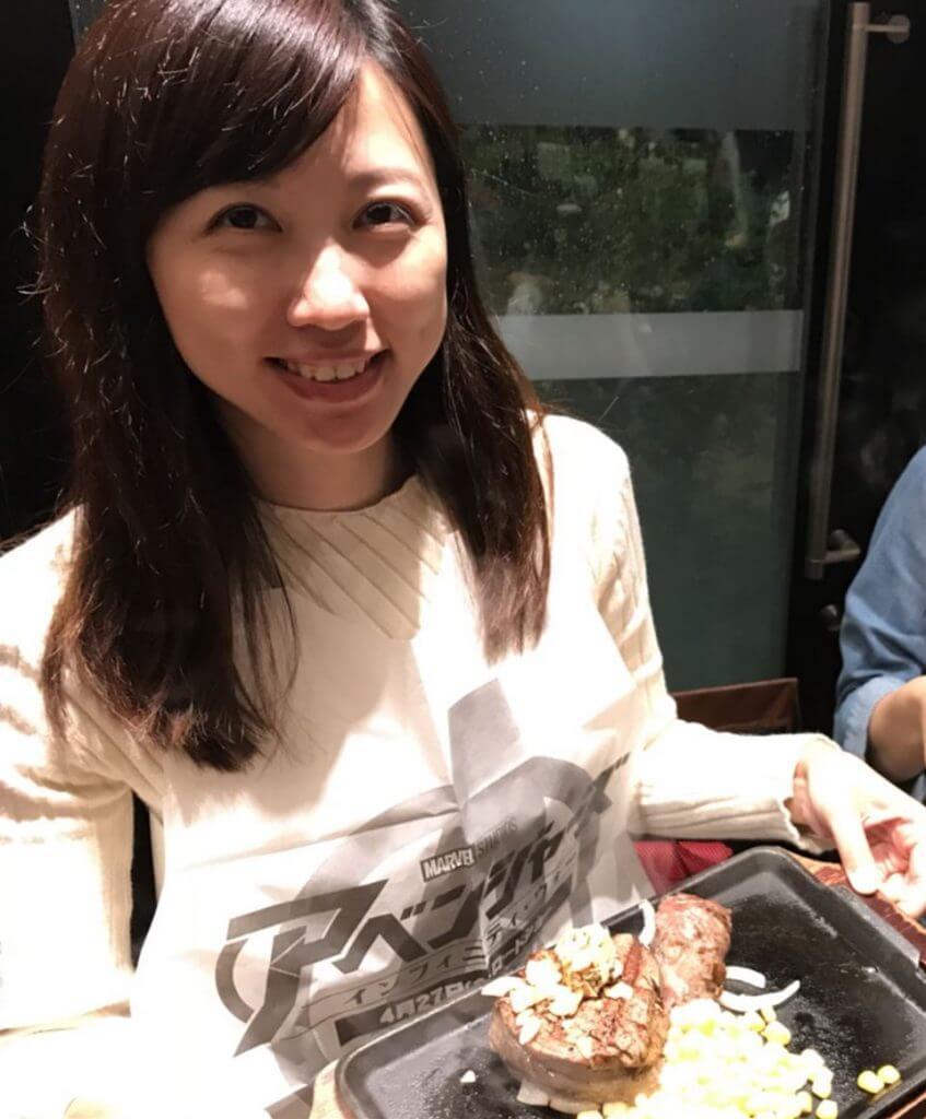 私が日本ではまったもの(牛肉)