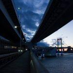 Let's try to cross Tokyo's Rainbow Bridge(レインボーブリッジを歩いて渡ってみよう)