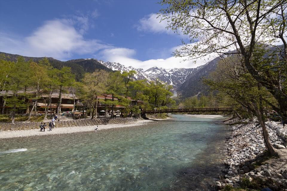 Let's go hiking in Kamikochi! 上高地にハイキングに行こう!