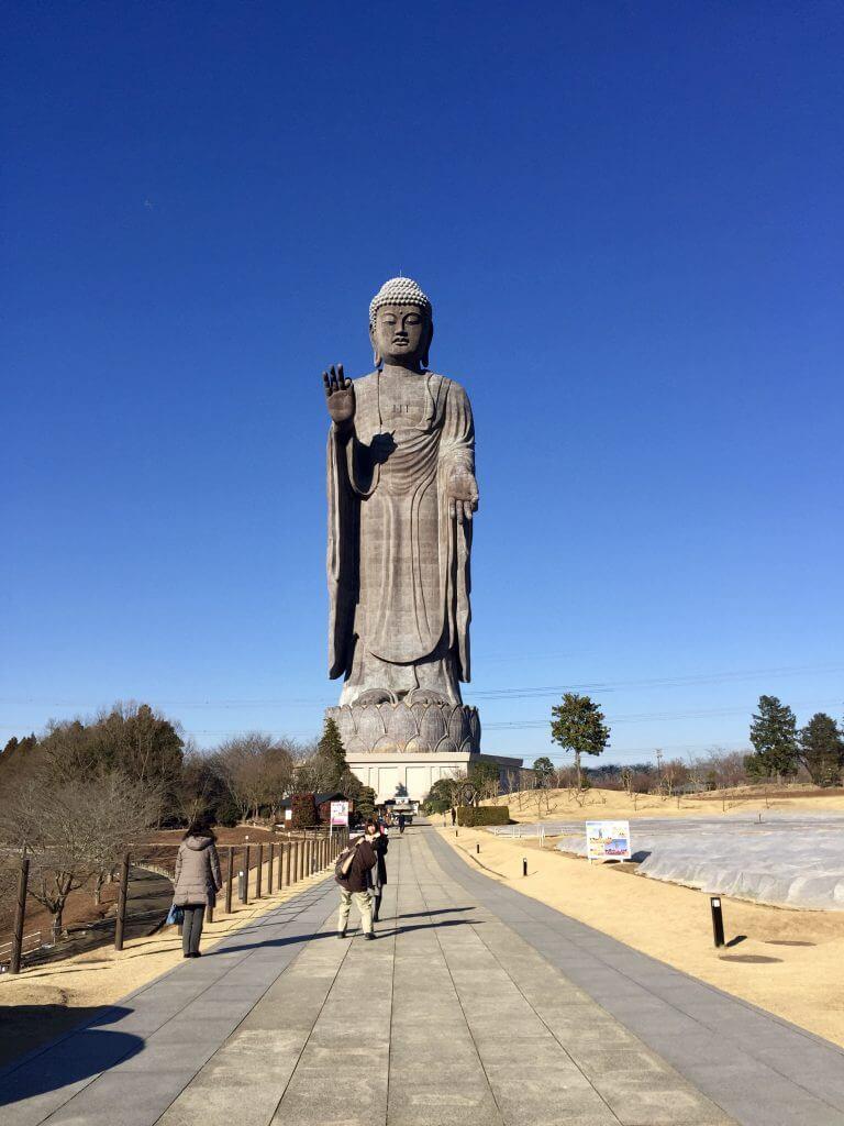 A visit to Ushiku Daibutsu