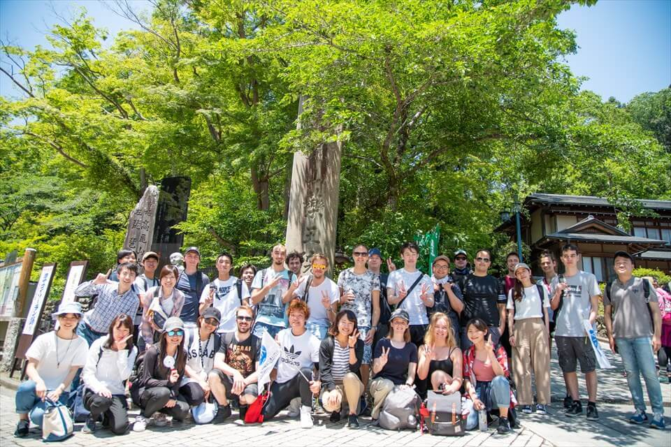 Mt Takao Hiking May 2019