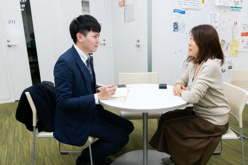 採訪九段畢業 宗祐(台湾)
