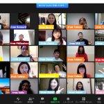 オンライン交流会―九段ならではのグループ分け Online exchange meeting-Grouping unique to Kudan   線上國際交流會-九段特有的分組方式