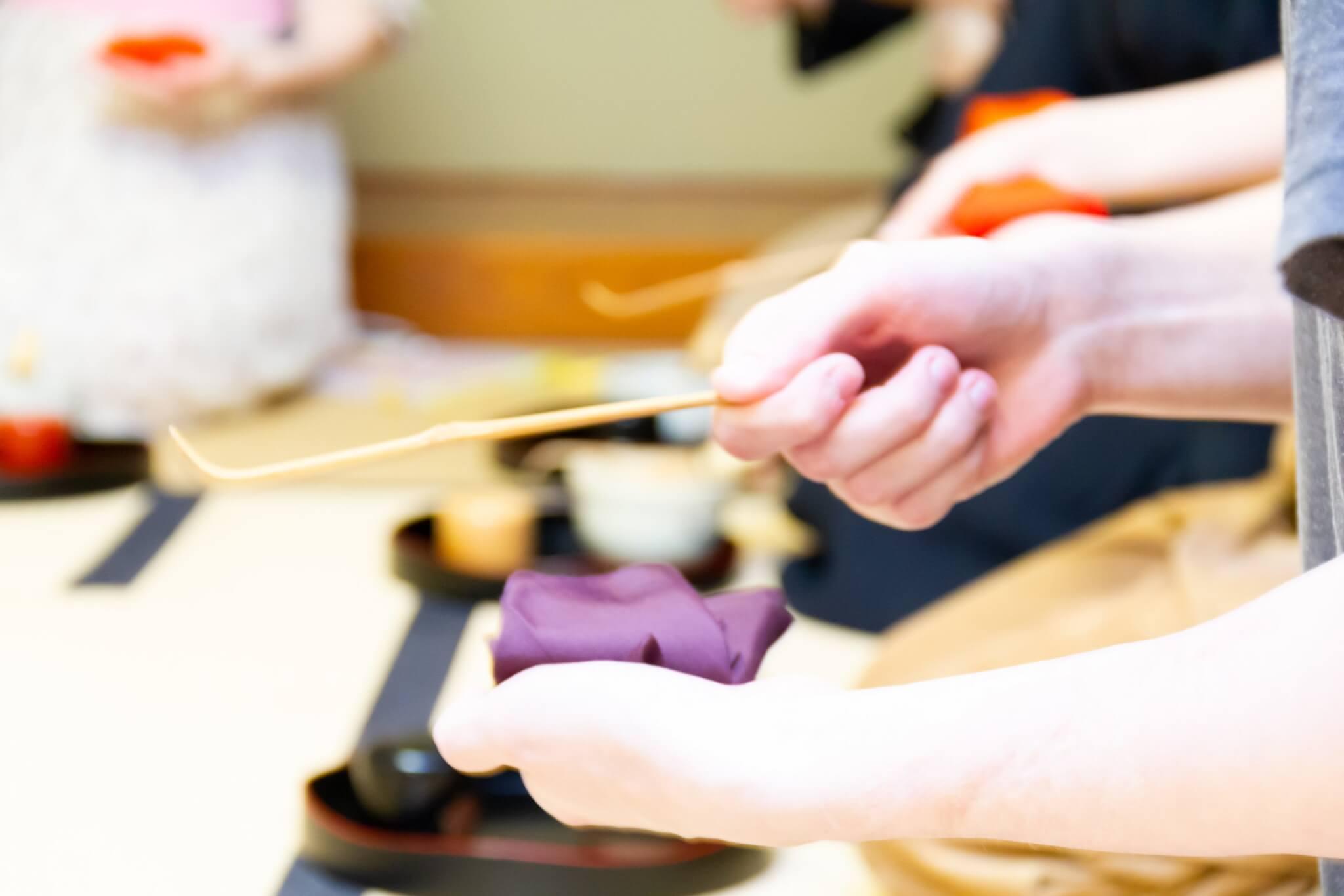 2020年10月 短期茶道コースについて About Tea Ceremony Short Course in October 2020