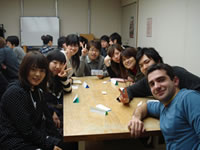 Exchange with Japanese People