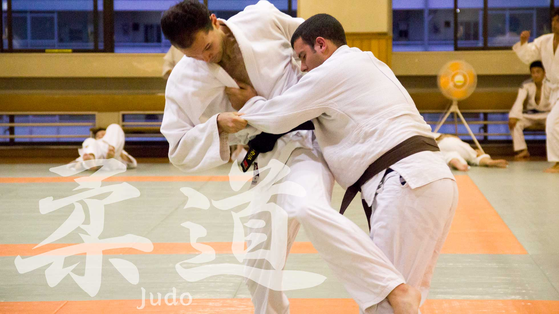 Japanese Judo course